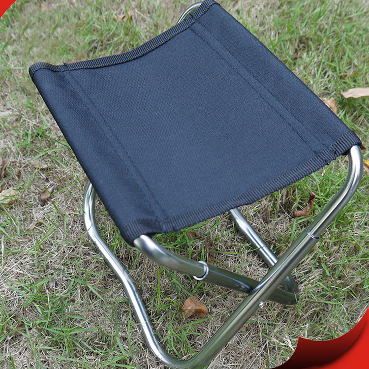 Fresh 0 2kg Small New Portable Fish Folding Chair Outdoor Camping Fishing Chair Aluminum Oxford Cloth Cadeira with Carry Bag in Fishing Chairs from Sports Model - Best of cloth folding chairs Ideas