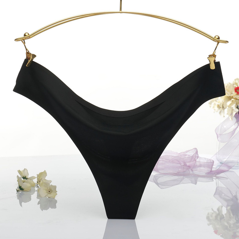 Pineapple Seamless Underwear Invisible Bikini No Show Women Panties