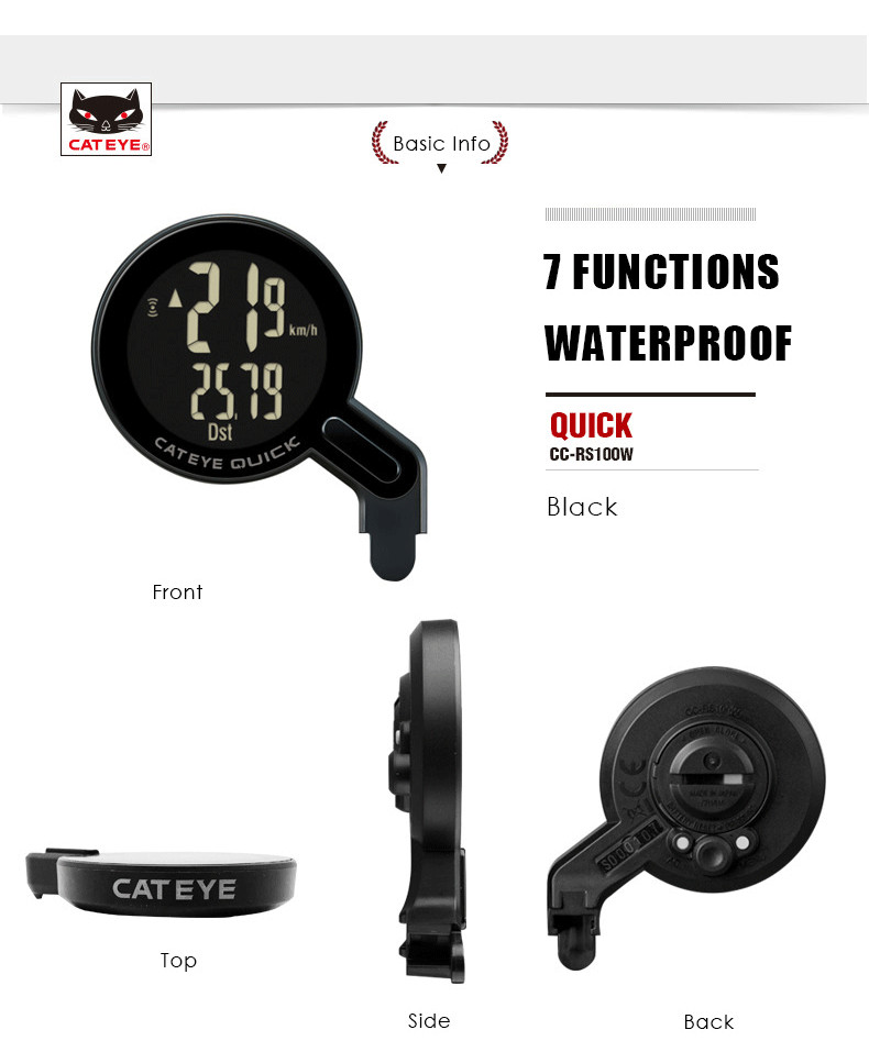 HTB1okXRLpYqK1RjSZLeq6zXppXae - CATEYE Bicycle Computer Bike Strava Wireless Speedometer Cycling Waterproof Stopwatch Integrated