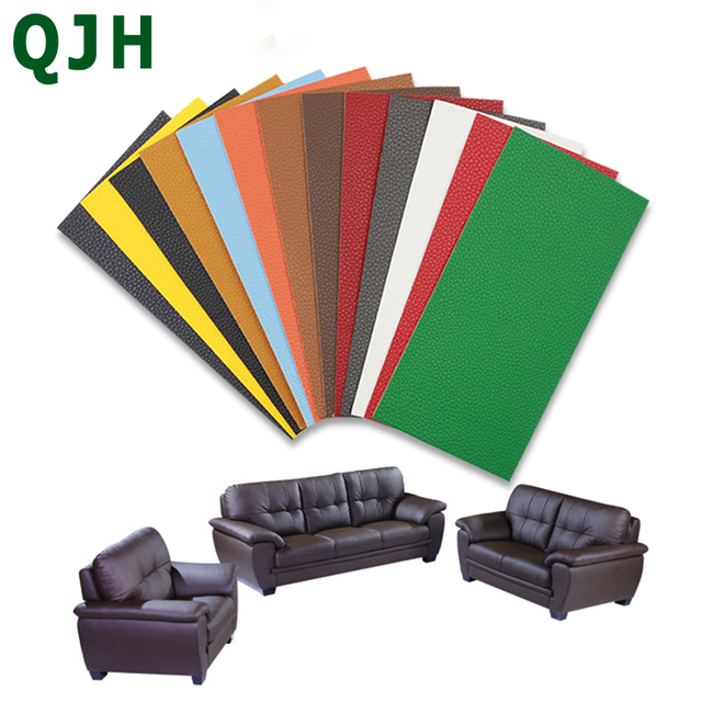 Pu Leather Sofa Repair Hickory Chair 20cm 10cm Self Adhesive Stick On Patch Stickers Iitchi Pattern Repairing