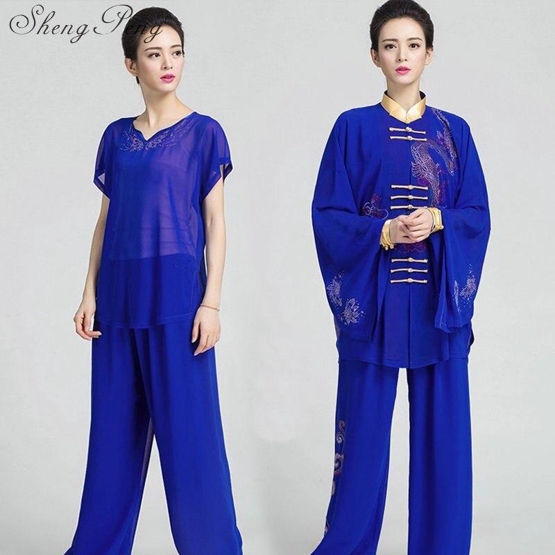 Tai chi uniform tai chi clothing women tai chi clothing kung fu clothes kung fu unifor traditional chinese clothing CC159