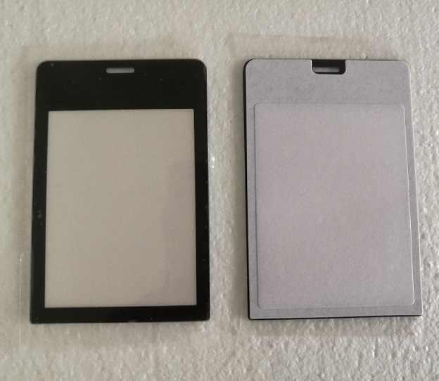 10 قطع الأسود/الأبيض 515 لوحة زجاج عدسة استبدال زجاج الشاشة لنوكيا n515 + تتبع