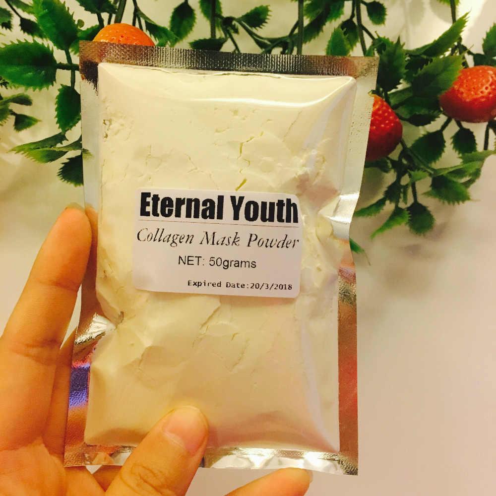 50 Gram Spa Chất Lượng Collagen + Hyaluronic Acid Mềm Mại Bột Mặt Nạ Đánh Bay Mụn Điều Khiển Bóc Chăm Sóc Da Mặt