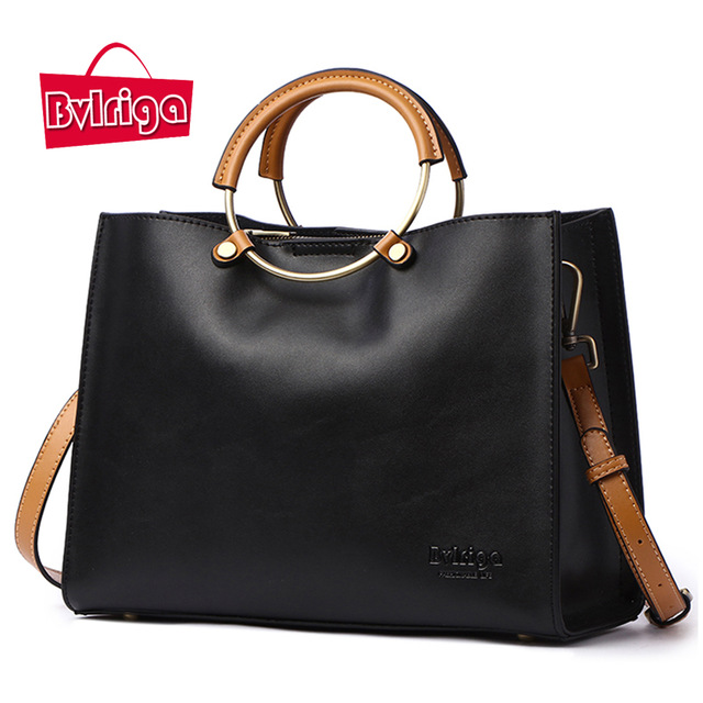 BVLRIGA Women Bag Luxury Handbags Women Bags Designer Female Genuine Leather Bag Handbags Women Famous Brand women messenger bag недорго, оригинальная цена