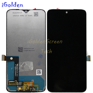 Image 2 - 100% test For Moto g7 LCD Screen Display Touch Digitizer Screen glass Replacement For Motorola g7 Display g 7 G6 plus LCD