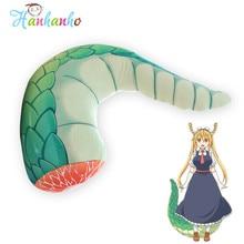 Cartoon Anime Kobayashi-san Chi no Maid Dragon Plush Toy Dragon Tail Pillow Miss Kobayashi's Dragon Maid Tohru Cosplay tail