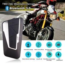 T9S motorcycle helmet intercom moto waterproof wireless headset 1000M BT Interphone Bluetooth 3.0 FM Radio 800mah IPX6 тдм sq0515 0120