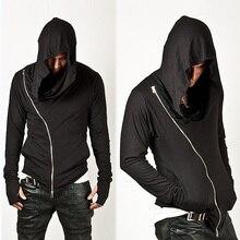 Fashion assassins creed Hooded Men Hoodies Male Causal Sportswear Outerwear Tracksuit Sweatshirt US Size S L