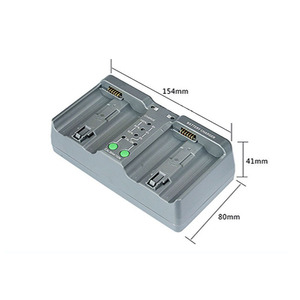 Image 3 - UNS Stecker Für Nikon MH 26 Batterie Dual Ladegerät MH 26a EN EL18 Adapter EN EL4 LP E4 EN EL4A Dropshipping Freies Verschiffen