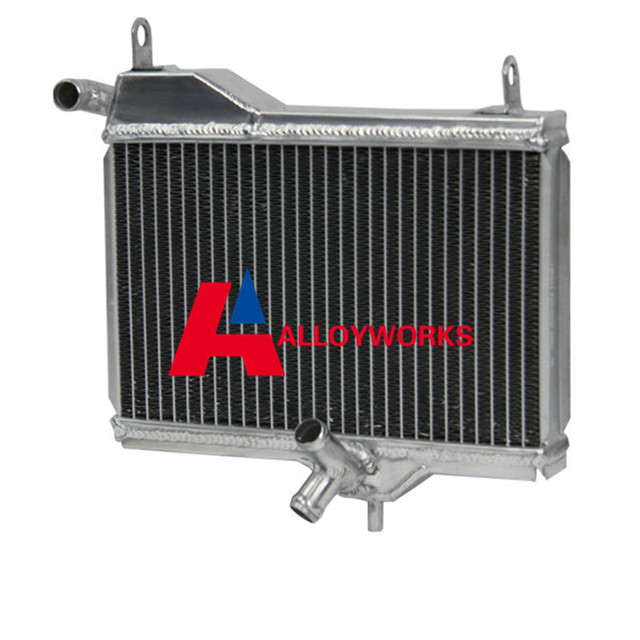 Core Thick 40 MM RACING ALUMINUM RADIATOR FOR Yamaha RZ350 RZ 350 RD350 RD250 RD 350 250 Replacement Motorcycle Cooling Parts