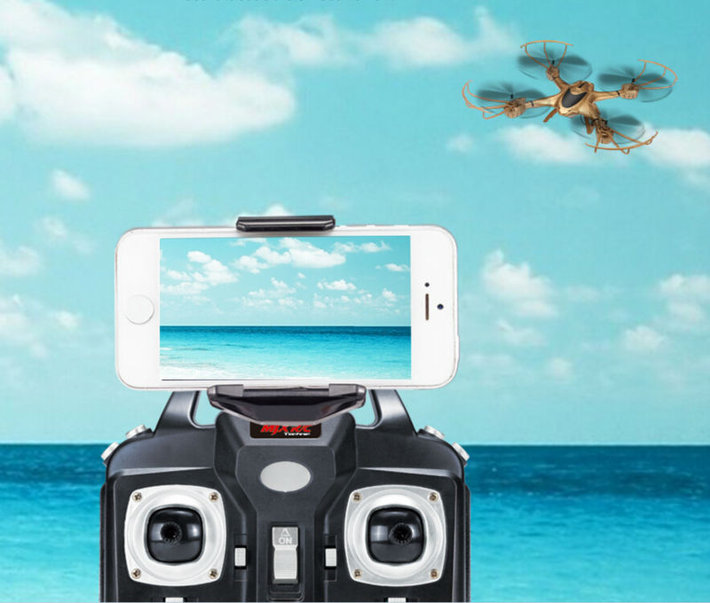Newest RC Drone X401H WIFI FPV Real-time Air Pressure High Headless APP phone control RC Quadcopter helicopter VS X5HW X601H up air upair chase 5 8g fpv 12mp rc quadcopter