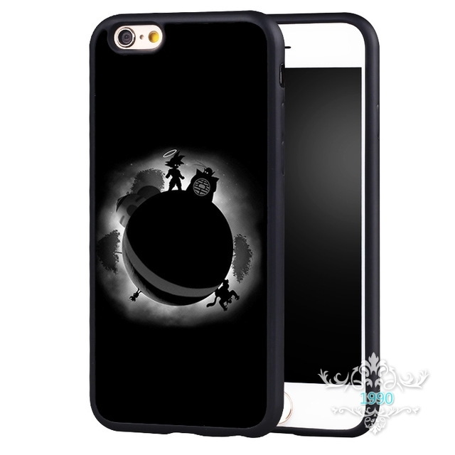 Dragon Ball Z TPU Phone Cases For iPhone