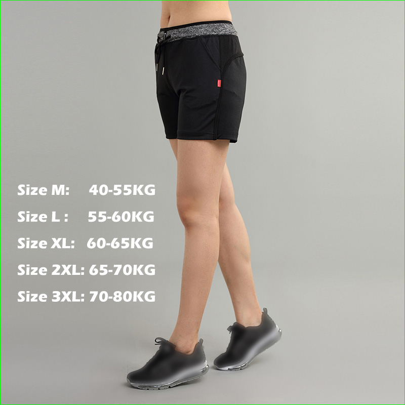 b0c67be3360f New Women s Tennis Shorts Quick Dry Running Yoga Gym Wear Summer Sports  Shorts for Woman-in Tennis Shorts from Sports   Entertainment on  Aliexpress.com ...
