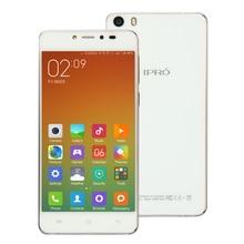 IPRO A58 5.85mm Ultra-mince Mobile Téléphone 5.0 pouces MTK6582 Celular Android 5.0 Smartphone 2G RAM + 16G ROM 13MP Téléphones Cellulaires