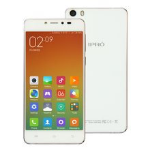 IPRO A58 5.85mm Ultra-mince Unlcoked Mobile Téléphone 5.0 pouce MTK6582 Celular Android 5.0 Smartphone 2G RAM 16G ROM 13MP Cellulaire téléphones