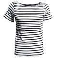 Ropa de enfermería de maternidad camiseta jersey con capucha para la lactancia materna tops clothing camiseta para el embarazo las mujeres embarazadas camiseta