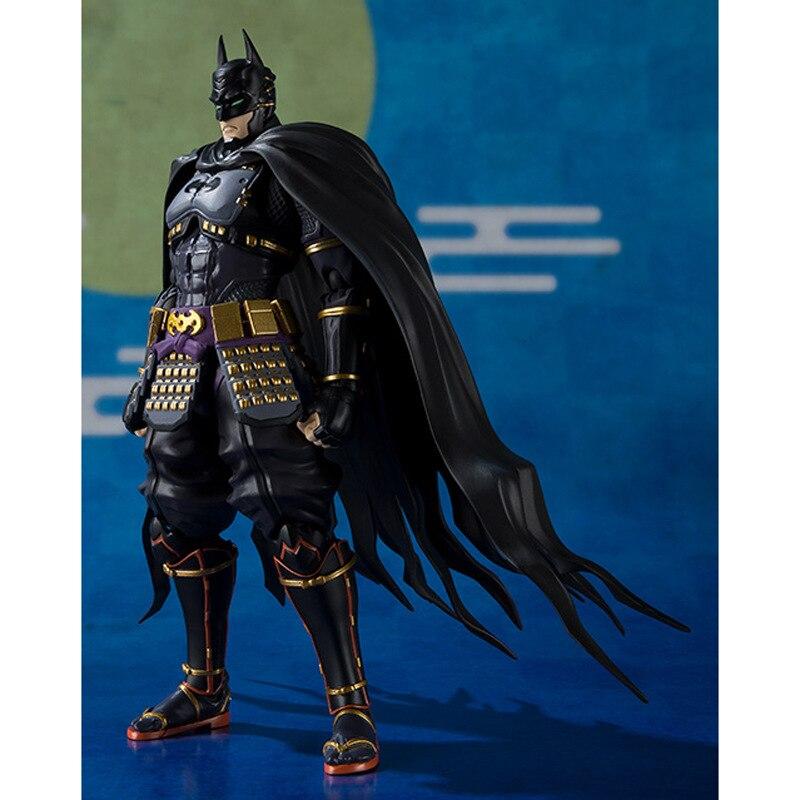 SHF Ninja Batman BUSHIDO Joints Movable Figure Model Toys | 16cm