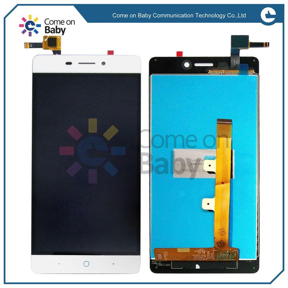 """imágenes para Para ZTE BLADE X9 Pantalla LCD + Montaje Del Digitizador de la Pantalla Táctil 100% de la buena calidad 5.5 """"pulgadas (en la acción)"""