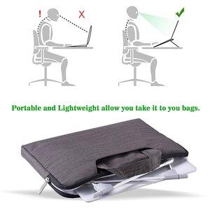 Image 2 - Elenxs 접이식 휴대용 노트북 스탠드 각도/높이 조절 가능한 알루미늄 합금 브래킷 지원 10 17 인치 노트북