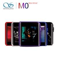 SHANLING M0 ES9218P 32bit/384 кГц Bluetooth AptX LDAC DSD MP3 FALC Портативный музыкальный плеер Hi Res Audio
