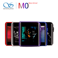 SHANLING M0 ES9218P 32bit /384kHz Bluetooth AptX LDAC DSD MP3 FALC Portable Music Player Hi Res Audio