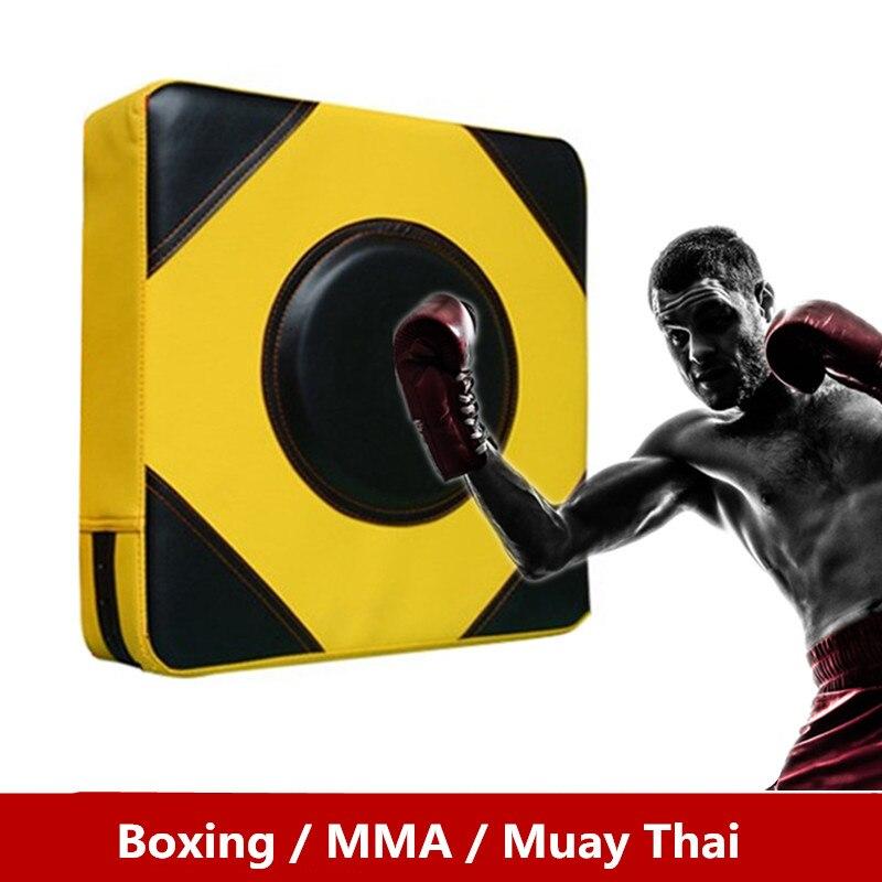 Wall Pad Fitness Square Focus Target Martial Gloves Boxing Kick Pad Training RU Sonstige