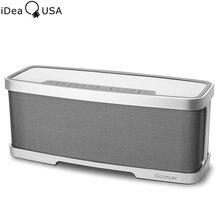 IDeaPlay W200 Wireless HiFi Altavoz Bluetooth 20 W Bass Stereo Audio Premium de 10 W Conductor 10 W Subwoofer Dual Radiador pasivo