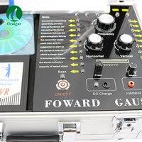 VR10000 Long Range Underground Metal Detector Machine Metal Detector For Gold Finder