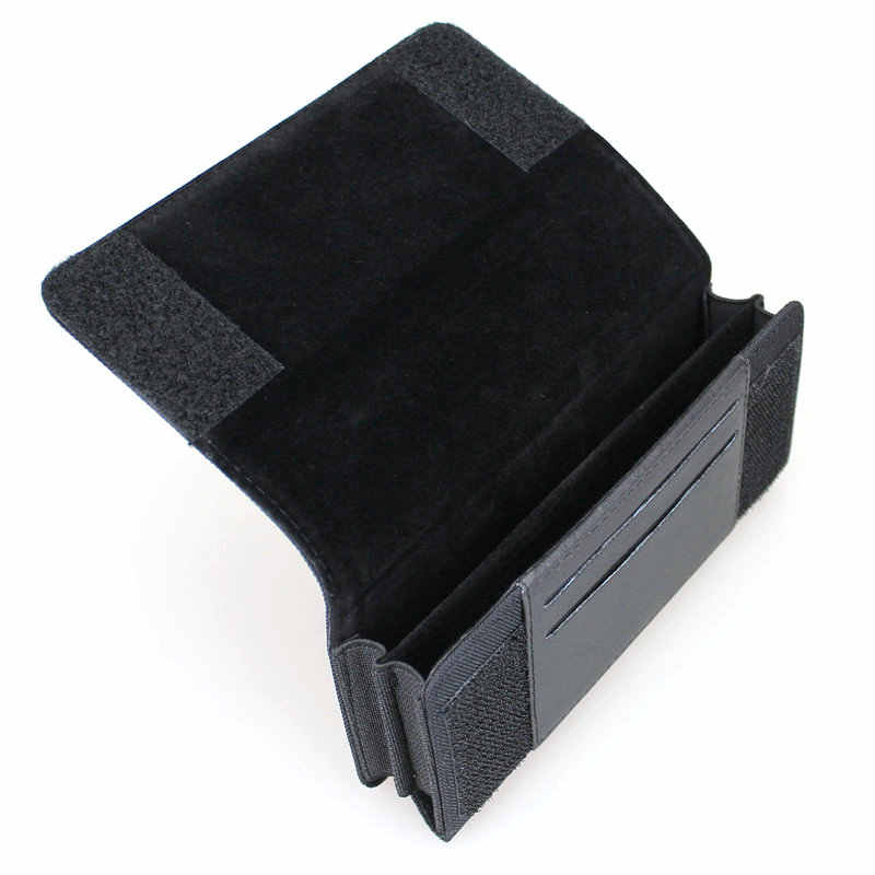 buy popular cac9b 801c1 Dual Phone Holster for Two Phones Nylon Double Decker Belt Clip Pouch Case  for 2 iPhone Xs Max Samsung Note 9 Huawei Mate 20
