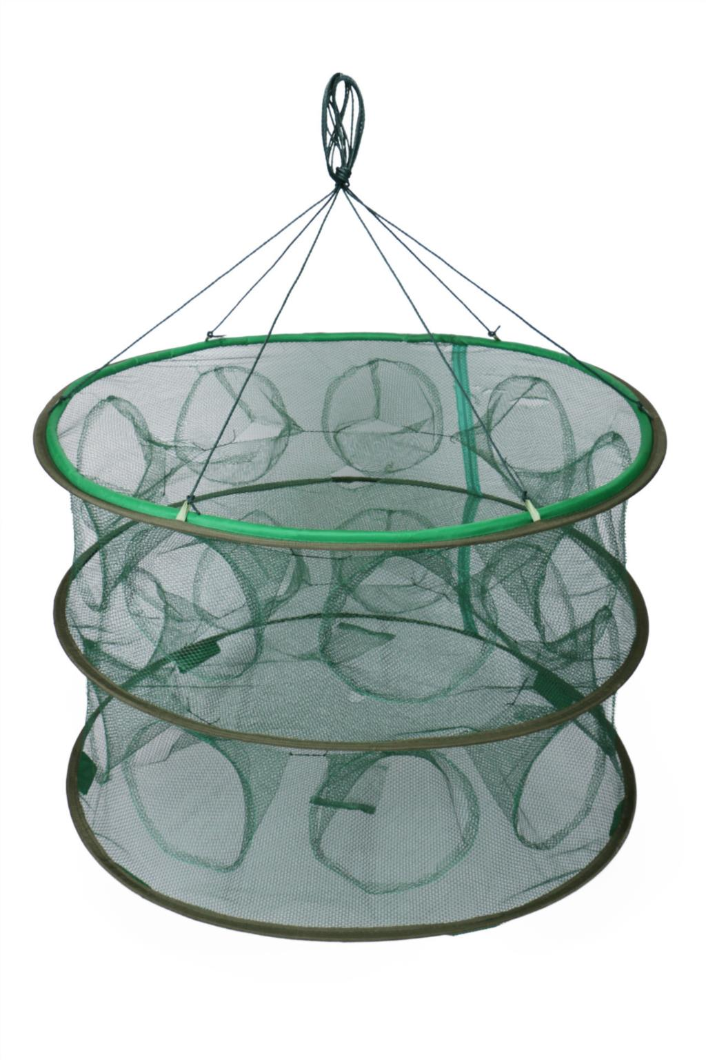 Portable Fishing Cages...