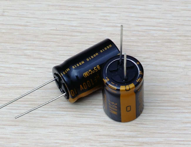 2020 Bán 10 Chiếc/30 Chiếc Mới Nguyên Bản Tiếng Nhật Nichicon Audio Điện Phân Tụ Điện KZ 100Uf/100V Miễn Phí Vận Chuyển