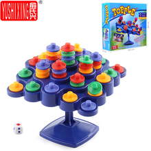 YUSHIXING Topple Balance Game Don't Let Topple  As You Try To Score Points Educational Toys Children Parent-child Games