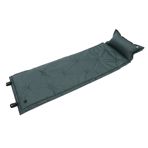 Us 1546 30 Offcolchon Inflable Camping Mat Air Mattress Camping Bed Matelas Gonflable Picnic Mat Automatic Inflatable Sleeping Pad Bag Pillow In