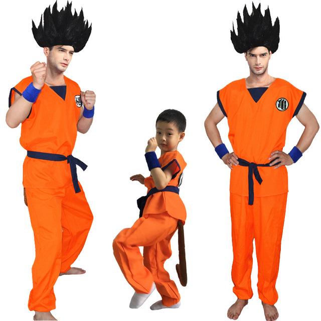 Dragon Ball Z Disfraces Cosplay