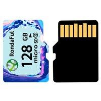 1pcs Class10 Microsd Memory Card 8GB 16GB 32GB 64GB 128GB C10 Smartphone Micro Sd TF Card