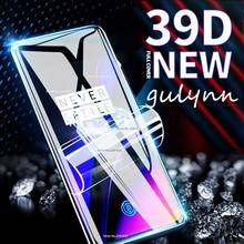 39D Full Cover Hydrogel Protective Film For Oneplus 6 6T 5T 5 7 7Pro Screen Protector On One Plus Oneplus7 Pro Not Glass