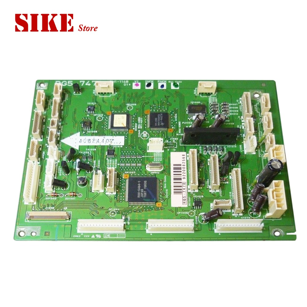 RG5-7470 DC Control PC Board Use For HP 4650 4650n 4650dn HP4650 DC Controller Board ультрабук dell latitude e7470 7470 9778 7470 9778