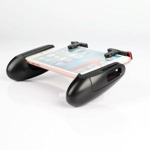 Image 3 - 1 par L1R1 PUBG Gatilho Botão de Fogo Shooter Com Telefone Esperto Móvel Joysticks Controller Gamepad Para iphone Android Móvel