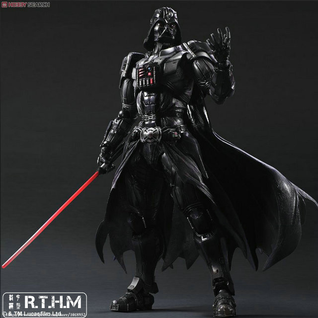 STAR WARS VARIANT PLAY ARTS Kai Darth Vader Action Figure цена 2017
