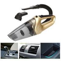 120W Car Vacuum Cleaner Handheld Vacuum Cleaner Dry Wet Cleaning Cordless