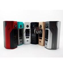 4ชิ้นเดิมWismec RX2/3 150วัตต์200วัตต์สมัยRX2-3กล่องแบตเตอรี่ร่างกายบุหรี่อิเล็กทรอนิกส์Mods VS RX200 RX200S