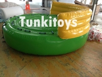 Inflatable Saturn Games Inflatable Crazy UFO Games For Adults and KIds Rocker Inflatable Saturn Toys For New Aqua Park