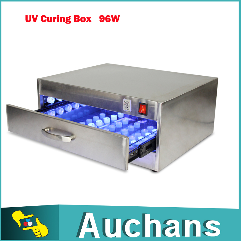 96w 15 strips lamppost 96pcs led light uv curing lamp curing box 96w 15 strips lamppost 96pcs led light uv curing lamp curing box oven 110v 240v for uv glue curing in uv gel curing lights from lights lighting on mozeypictures Images