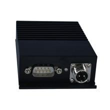 10 km uzun menzilli vhf radyo modem 5 w 433 mhz uhf alıcı verici modülü rs485 kablosuz rs232 verici alıcı
