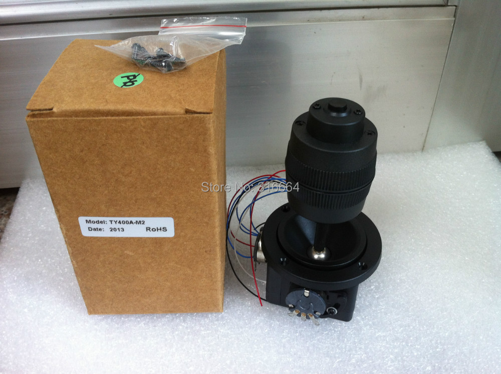 4 axis potentiometer Joystick switch 400 series Rocker resistance 5K 10K sealed with button joystick