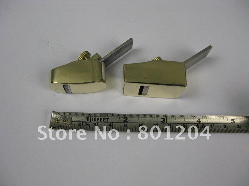 2pcs various small Mini brass planes,violin making tool2pcs various small Mini brass planes,violin making tool