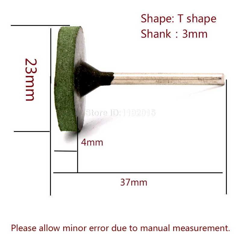 Мм 1 шт. 2,35/3 мм хвостовиком шлифовальные ногтей буфера дрель силиконовой резины измельчители книги по искусству машины полированной конт