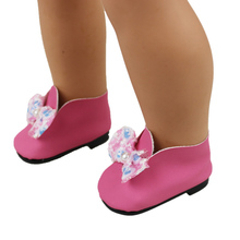 18-inch Doll Shoes-My Little Baby Accessories fit 18 Life/Generation doll-fashion Toy Sandal Girls best Gift