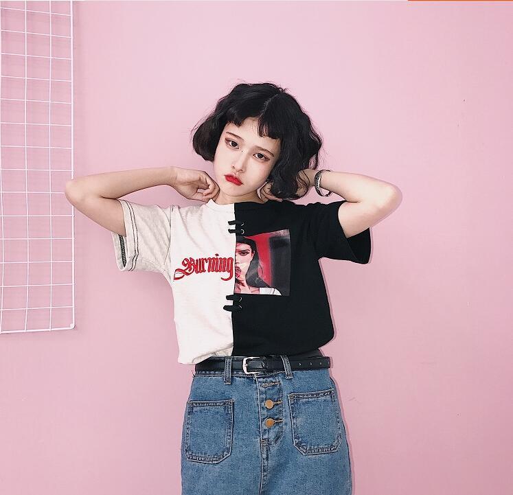 HTB1okliQVXXXXcFXFXXq6xXFXXXF - Red/Black Burning Passion T shirt PTC 121