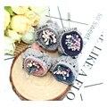 Broche feminino acessórios 2016 ZHONGLV moda flor broches pinos longos ZA Terno broche pinos com homens/mulheres se vestem jóias